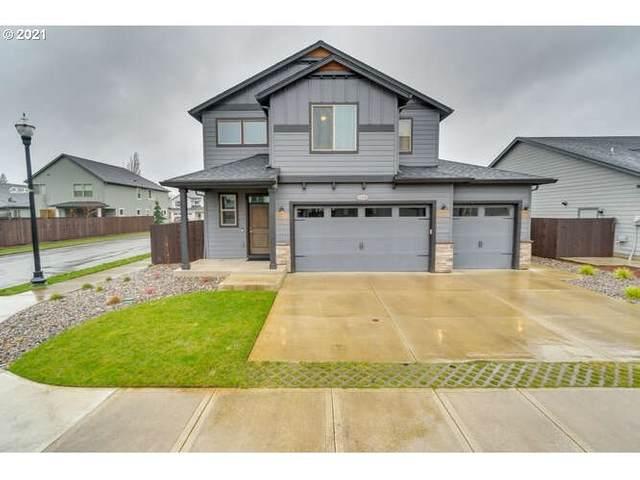 11204 NE 134TH Pl, Vancouver, WA 98682 (MLS #21074070) :: Song Real Estate