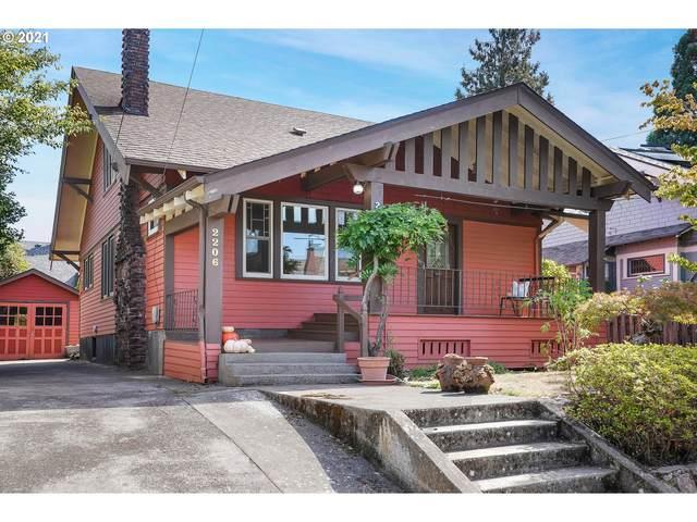 2206 SE 58TH Ave SE, Portland, OR 97215 (MLS #21074250) :: Lux Properties