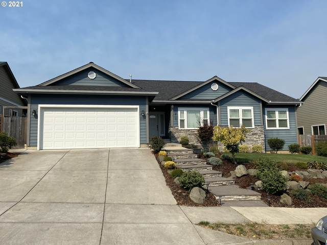 1348 Cottonwood Pl, Cottage Grove, OR 97424 (MLS #21074312) :: Coho Realty