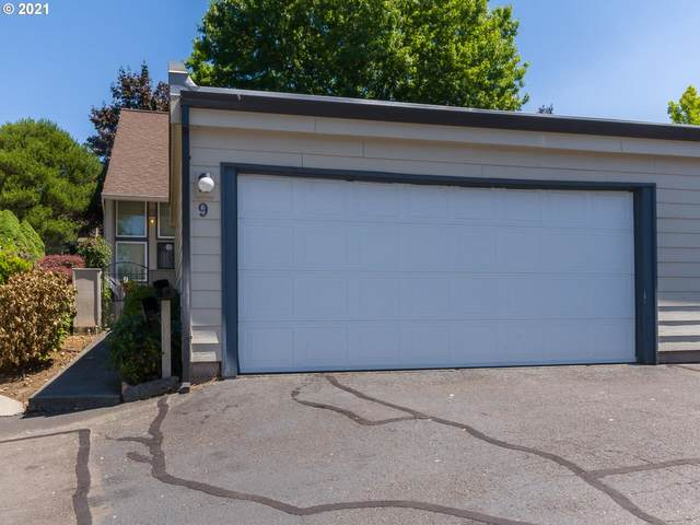 333 NE Village Squire Ave #9, Gresham, OR 97030 (MLS #21074382) :: Keller Williams Portland Central