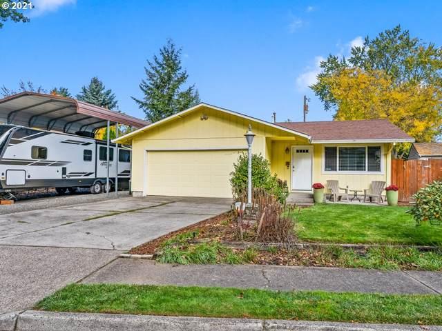10955 SW Larch Ln, Beaverton, OR 97005 (MLS #21074811) :: Holdhusen Real Estate Group