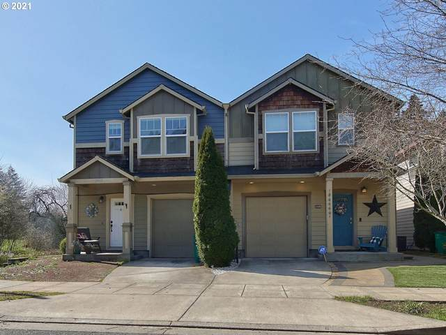 5935 SE 134TH Pl, Portland, OR 97236 (MLS #21074831) :: Next Home Realty Connection