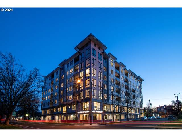 1600 Pearl St #606, Eugene, OR 97401 (MLS #21075105) :: The Liu Group