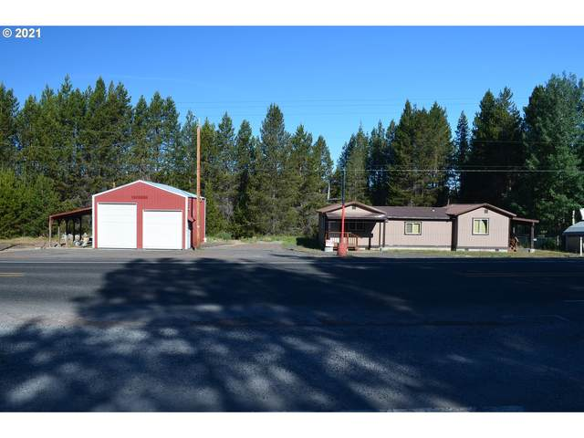 137308 Hwy 97, Crescent, OR 97733 (MLS #21076049) :: Cano Real Estate