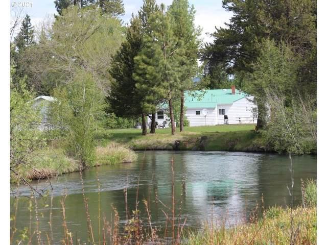 52210 Crater Lake Hwy, Fort Klamath, OR 97626 (MLS #21076145) :: McKillion Real Estate Group