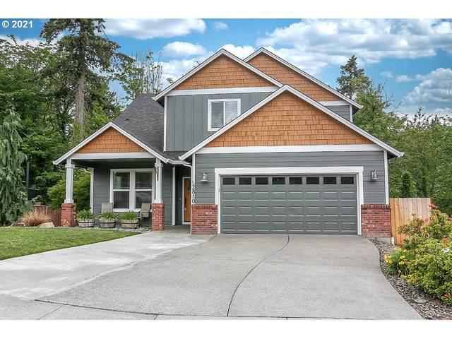 2810 NE 105TH Cir, Vancouver, WA 98686 (MLS #21076353) :: The Haas Real Estate Team