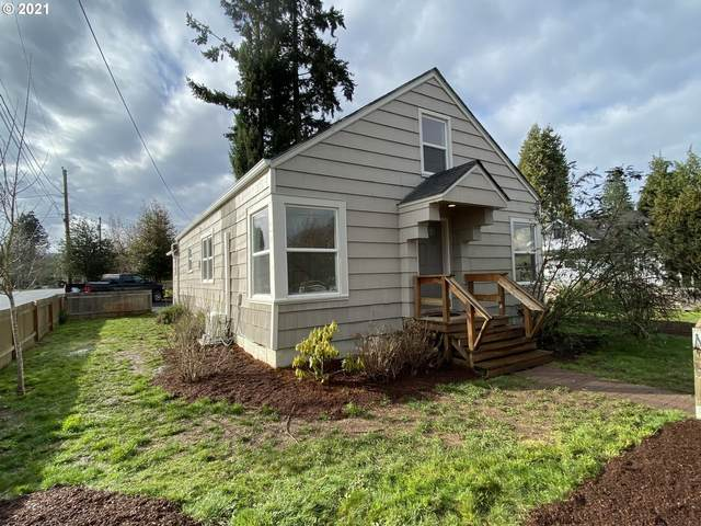 831 S 2ND St, Cottage Grove, OR 97424 (MLS #21076845) :: Fox Real Estate Group