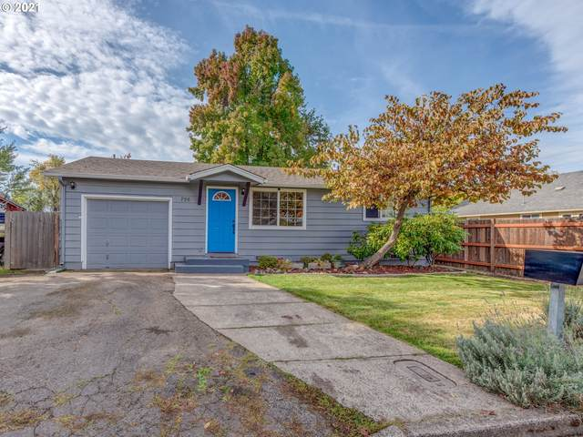 756 23RD St, Springfield, OR 97477 (MLS #21076957) :: The Haas Real Estate Team