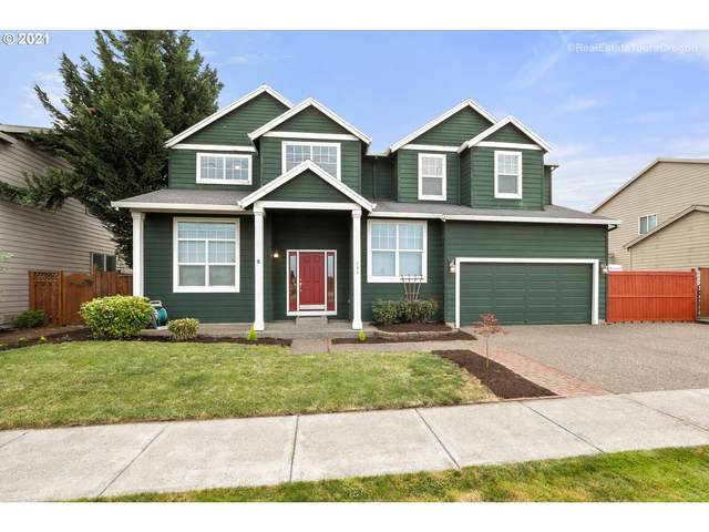 1954 N Locust St, Canby, OR 97013 (MLS #21077244) :: Townsend Jarvis Group Real Estate