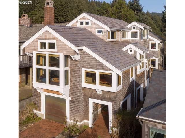 715 Oak St, Cannon Beach, OR 97110 (MLS #21077355) :: Brantley Christianson Real Estate