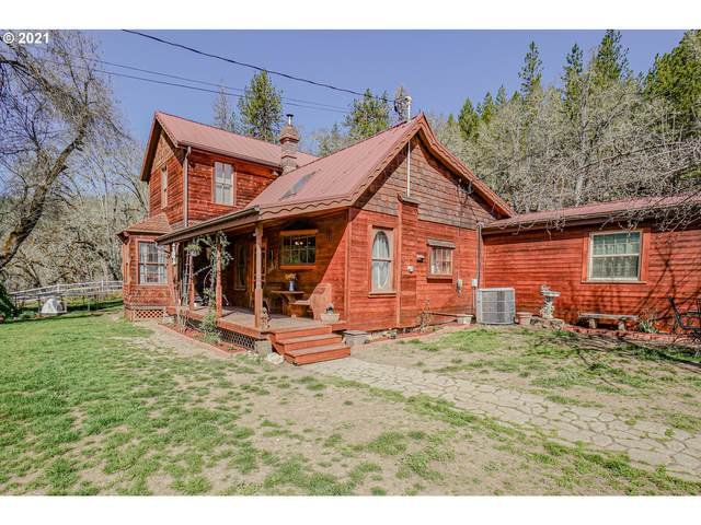 21612 Antioch Rd, White City, OR 97503 (MLS #21077405) :: Townsend Jarvis Group Real Estate