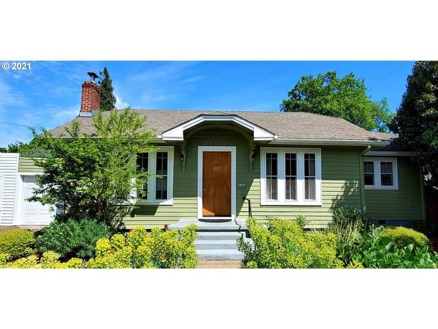 837 Polk St, Eugene, OR 97402 (MLS #21077585) :: Holdhusen Real Estate Group