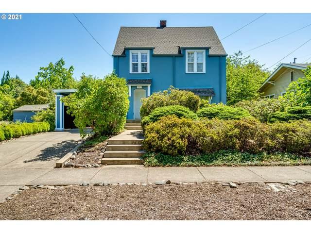 2223 Alder St, Eugene, OR 97405 (MLS #21077589) :: McKillion Real Estate Group