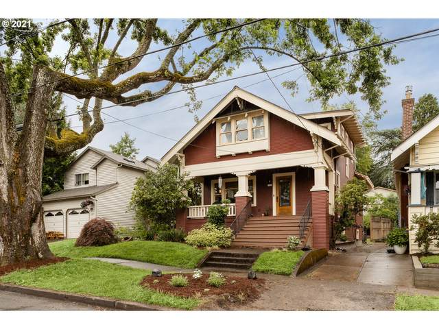 1532 SE 52ND Ave, Portland, OR 97215 (MLS #21077887) :: Stellar Realty Northwest