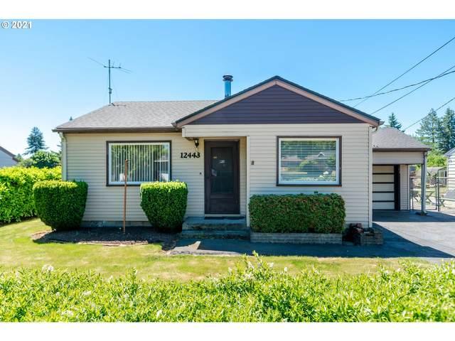 12448 SE Kelly St, Portland, OR 97236 (MLS #21077939) :: Fox Real Estate Group