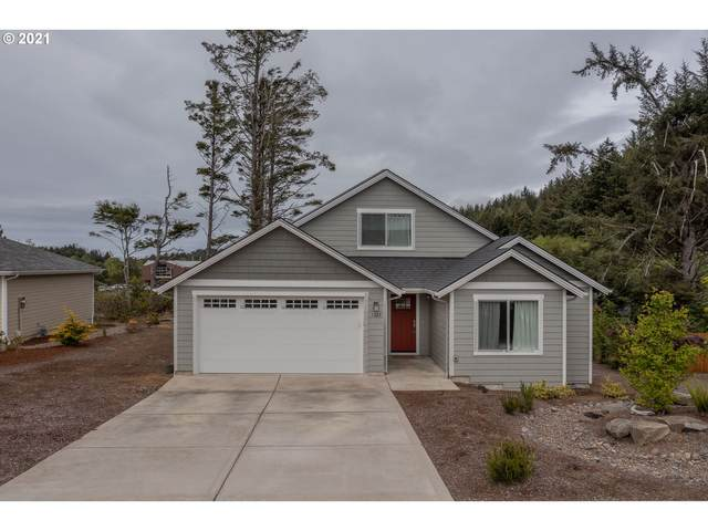 1325 SE 41ST St, Lincoln City, OR 97367 (MLS #21078214) :: The Pacific Group