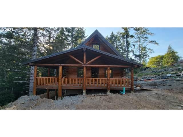 28331 Hunter Creek Hts, Gold Beach, OR 97444 (MLS #21078342) :: McKillion Real Estate Group