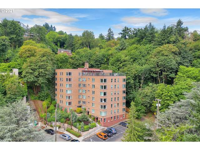 1205 SW Cardinell Dr #406, Portland, OR 97201 (MLS #21078551) :: McKillion Real Estate Group