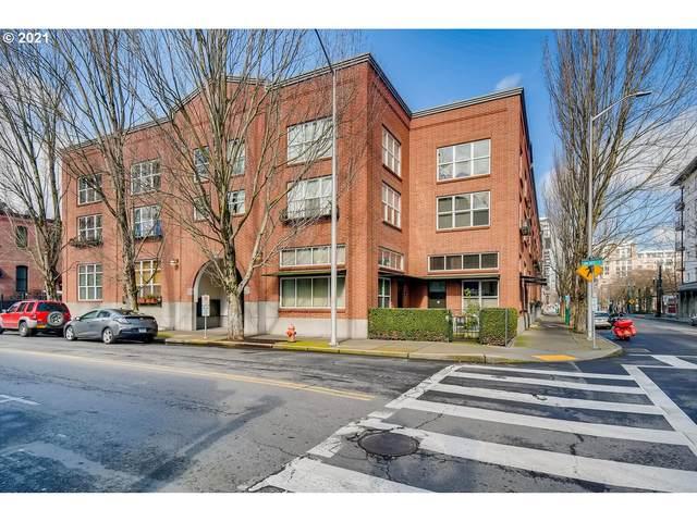 1009 NW Hoyt St 101B, Portland, OR 97209 (MLS #21078639) :: Stellar Realty Northwest
