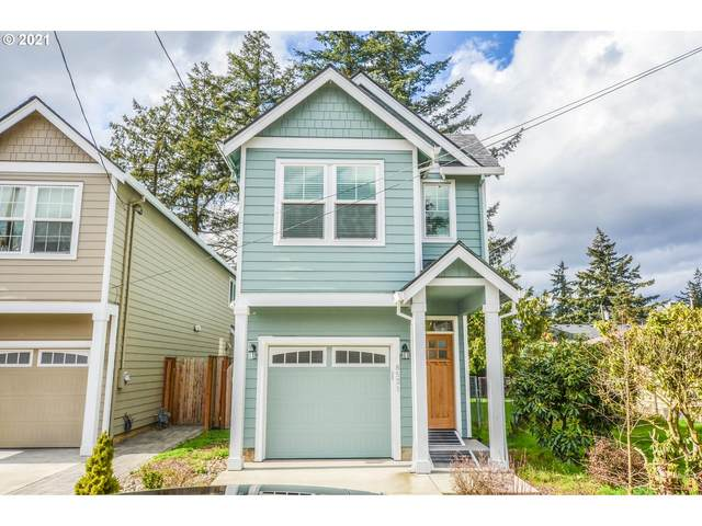 8531 SE 89TH Ave, Portland, OR 97266 (MLS #21078662) :: Song Real Estate