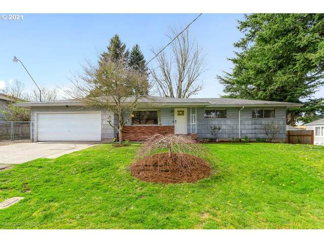 4351 NE 109TH Ave, Portland, OR 97220 (MLS #21078707) :: Next Home Realty Connection