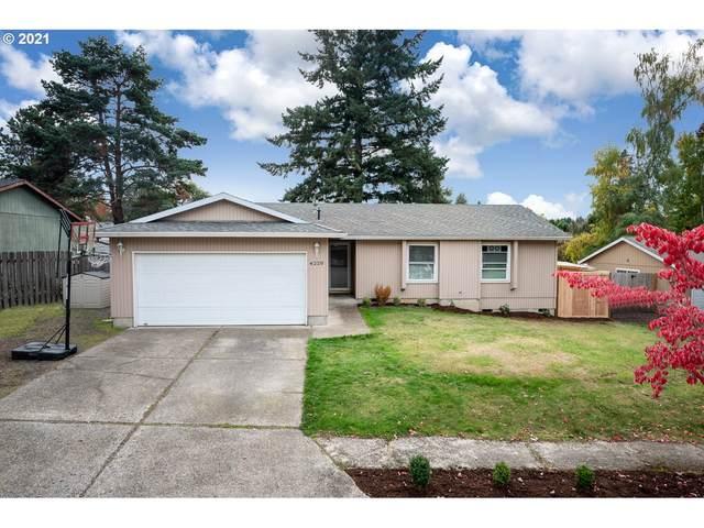 4228 SE 4TH St, Gresham, OR 97080 (MLS #21078871) :: Brantley Christianson Real Estate