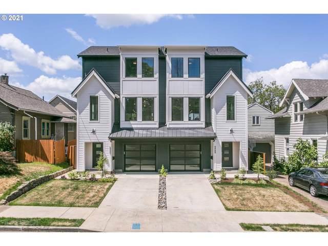 5555 NE 19TH Ave, Portland, OR 97211 (MLS #21078888) :: Lux Properties