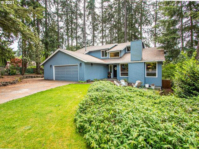 7995 SW Carol Glen Pl, Beaverton, OR 97007 (MLS #21078905) :: Tim Shannon Realty, Inc.