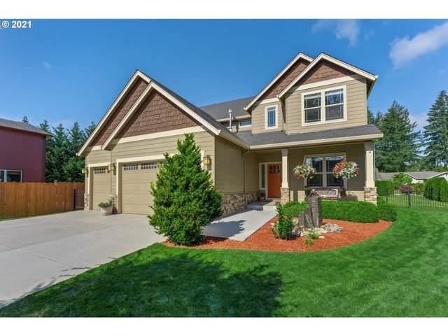 3600 NW 59TH Cir, Camas, WA 98607 (MLS #21079596) :: Brantley Christianson Real Estate