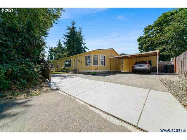 864 Shirley Ln N, Keizer, OR 97303 (MLS #21079617) :: Next Home Realty Connection