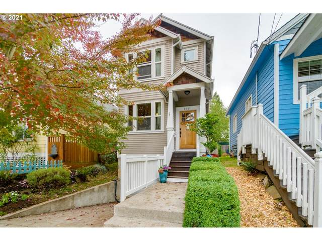 4061 NE 15TH Ave, Portland, OR 97212 (MLS #21079861) :: The Pacific Group