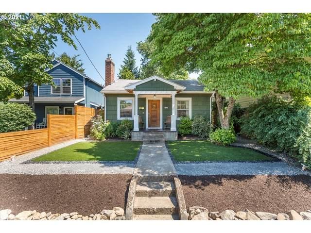 5023 N Yale St, Portland, OR 97203 (MLS #21080067) :: Townsend Jarvis Group Real Estate