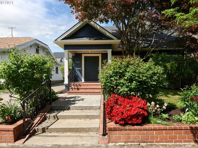 4523 NE Davis St, Portland, OR 97213 (MLS #21080135) :: TK Real Estate Group