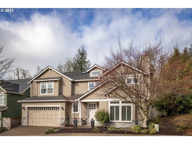 3316 NW Spencer St, Portland, OR 97229 (MLS #21080454) :: Premiere Property Group LLC