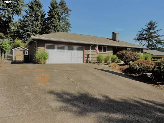 3027 Watercrest Rd, Forest Grove, OR 97116 (MLS #21080460) :: Real Estate by Wesley