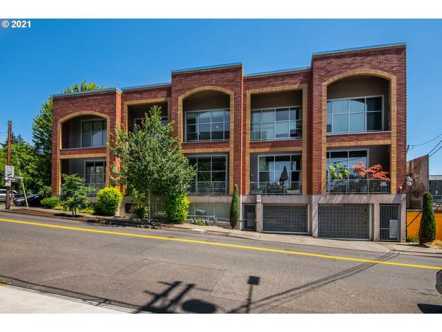 2006 SE Morrison St C, Portland, OR 97214 (MLS #21080991) :: The Pacific Group