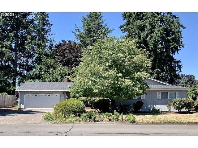 1235 N Holly St, Canby, OR 97013 (MLS #21081002) :: Stellar Realty Northwest