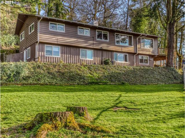 4120 SE Pinehurst Ave, Milwaukie, OR 97267 (MLS #21081052) :: Next Home Realty Connection