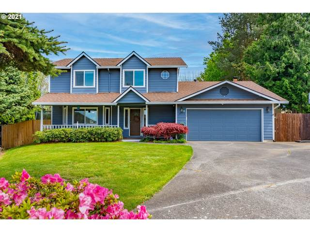 1470 SE Williams Ave, Gresham, OR 97080 (MLS #21081475) :: Fox Real Estate Group