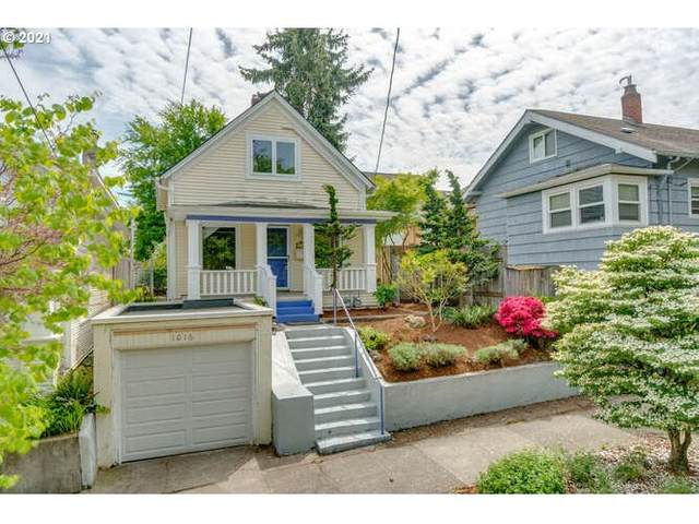 1016 SE Rhone St, Portland, OR 97202 (MLS #21081572) :: Next Home Realty Connection