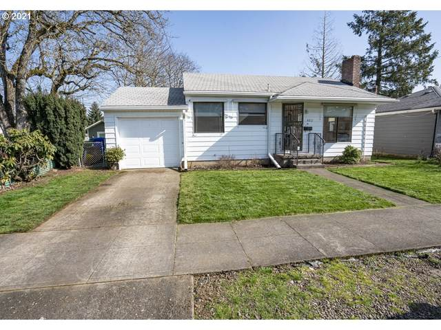 4012 SE 49TH Ave, Portland, OR 97206 (MLS #21081712) :: Fox Real Estate Group