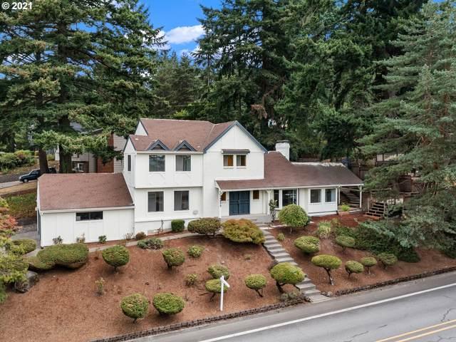 10670 SE Stevens Way, Happy Valley, OR 97086 (MLS #21081793) :: Keller Williams Portland Central
