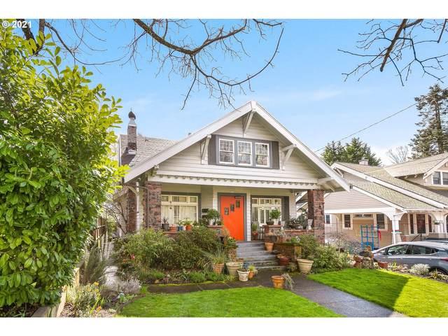 4338 NE Glisan St, Portland, OR 97213 (MLS #21082022) :: Gustavo Group