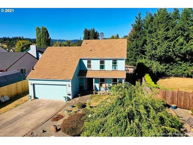 51635 SW Snyder Ct, Scappoose, OR 97056 (MLS #21082031) :: McKillion Real Estate Group