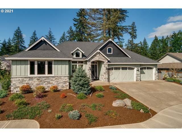 1159 SW Courtney Laine Dr, Mcminnville, OR 97128 (MLS #21082080) :: Song Real Estate