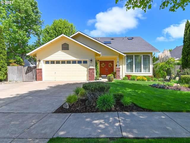 367 Lynnbrook Dr, Eugene, OR 97404 (MLS #21082480) :: Song Real Estate