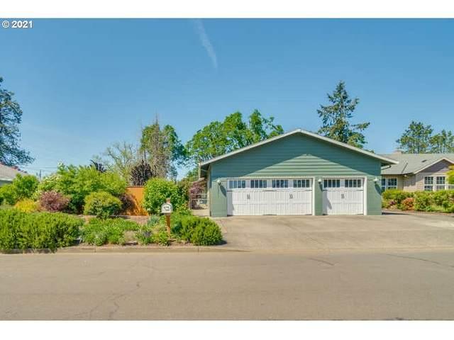 12577 Hiefield Ln, Oregon City, OR 97045 (MLS #21082764) :: Premiere Property Group LLC