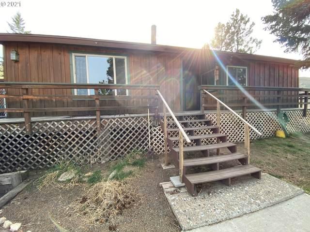 17691 Deer Park Loop, Baker City, OR 97814 (MLS #21082836) :: Cano Real Estate