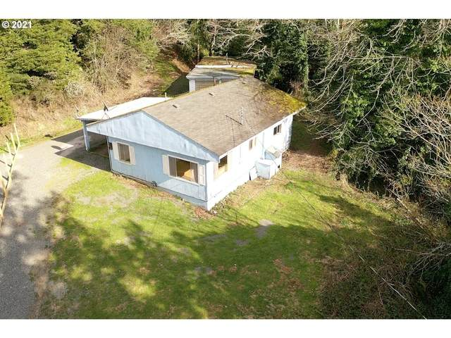99331 S Bank Chetco Rd, Brookings, OR 97415 (MLS #21083175) :: Beach Loop Realty