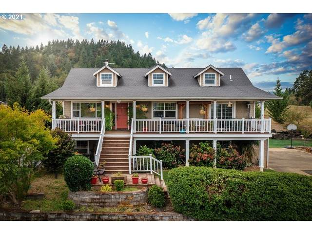 6250 Garden Valley Rd, Roseburg, OR 97471 (MLS #21083198) :: Real Estate by Wesley